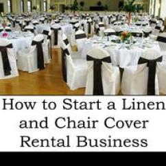 Rent Tablecloths And Chair Covers Slipper Chairs Under 100 Start A Business With No Money How To Linen Cover Rental Ebook Walmart Com