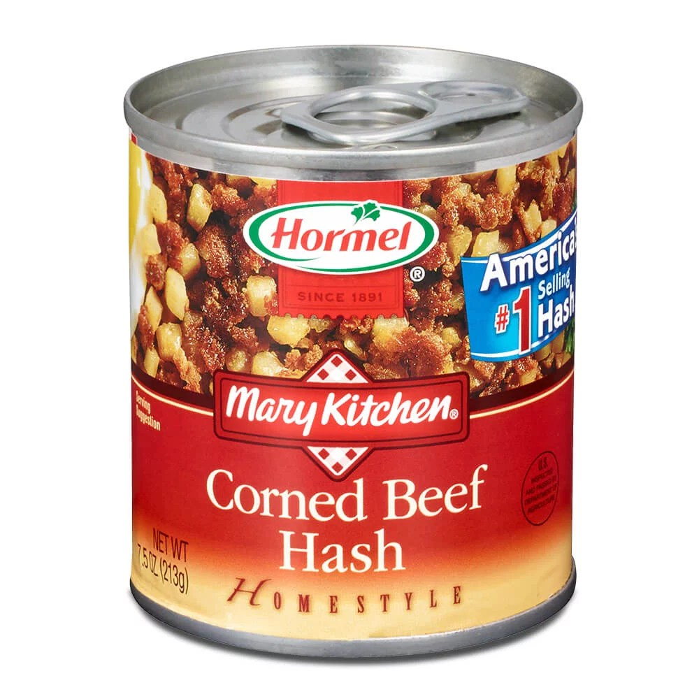 Hormel Mary Kitchen Corned Beef Hash 75 Ounce Walmartcom