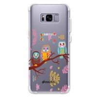 Samsung Galaxy S8 Plus Case - Owls On Branch, Premium ...