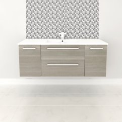 Cutler Kitchen And Bath Vanity Chairs For Island Amp Silhouette 48 In Wall Hung Bathroom Walmart Com