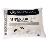 Sertapedic Superior Loft Pillow 20x26 - Walmart.com