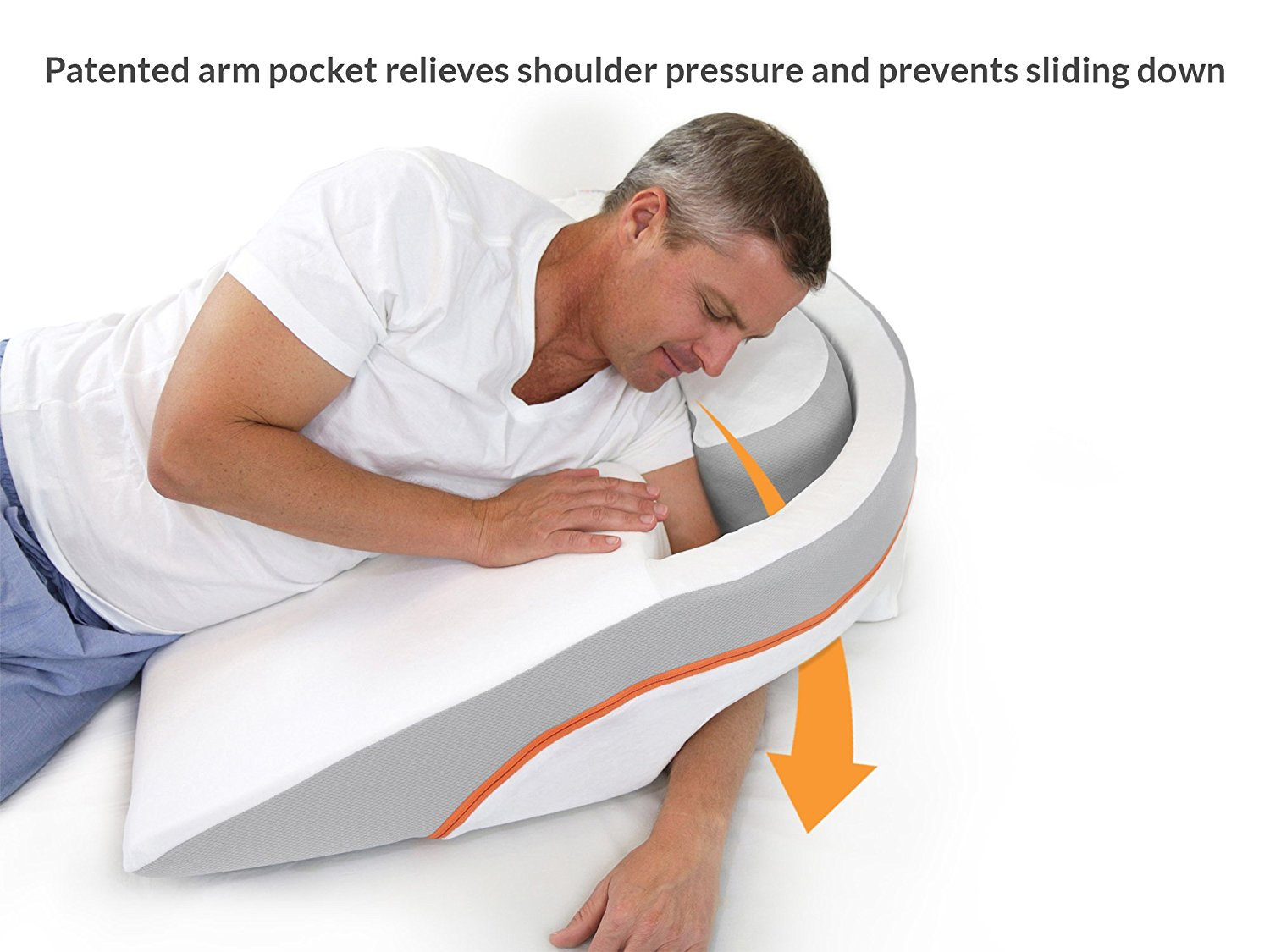 positioning wedge pillow