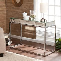 Living Room Console Tables Mirrored Ikea Chair Harper Blvd Adelie Sofa Table Walmart Com