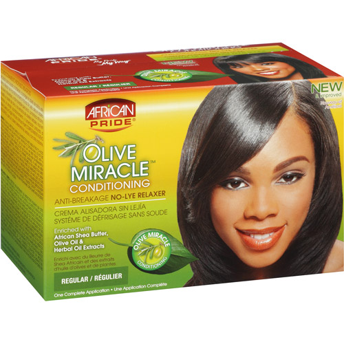 African Pride Olive Miracle Conditioning AntiBreakage