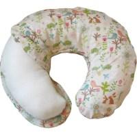 Boppy One Sided Cotton Slipcover - Emilys Garden - Walmart.com