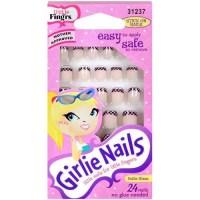 Fingrs Fingrs Girlie Nails Stick-On Nails, 24 ea - Walmart.com