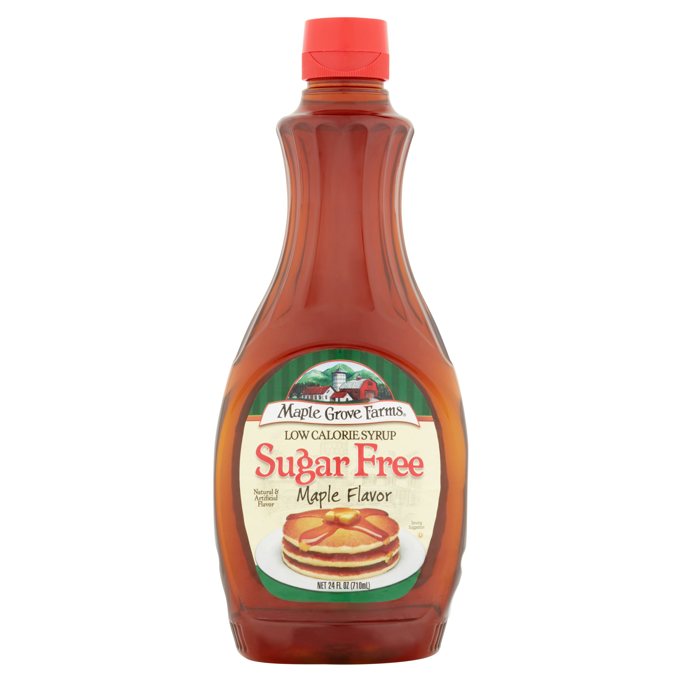 Maple Grove Farms Sugar Free Low Calorie Maple Flavor