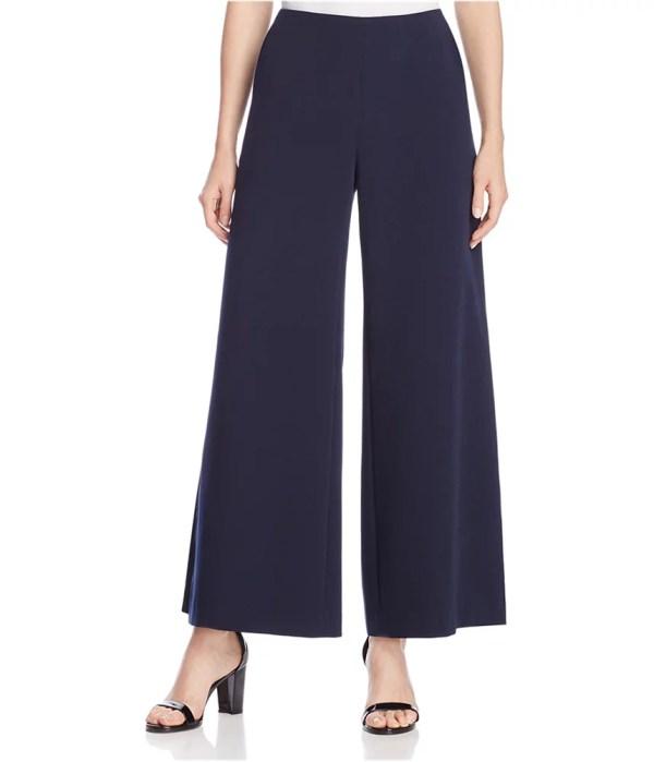 Finity - Womens Wide Leg Gaucho Dress Pants