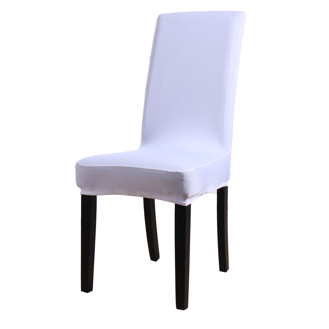 black chair covers walmart and white dining room chairs 4pcs stretch spandex short slipcover cover com