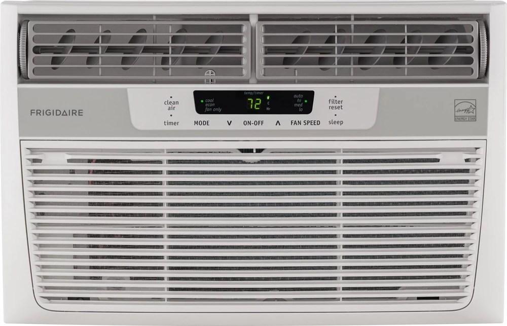 medium resolution of frigidaire 25 000 btu window mounted heavy duty air conditioner walmart com