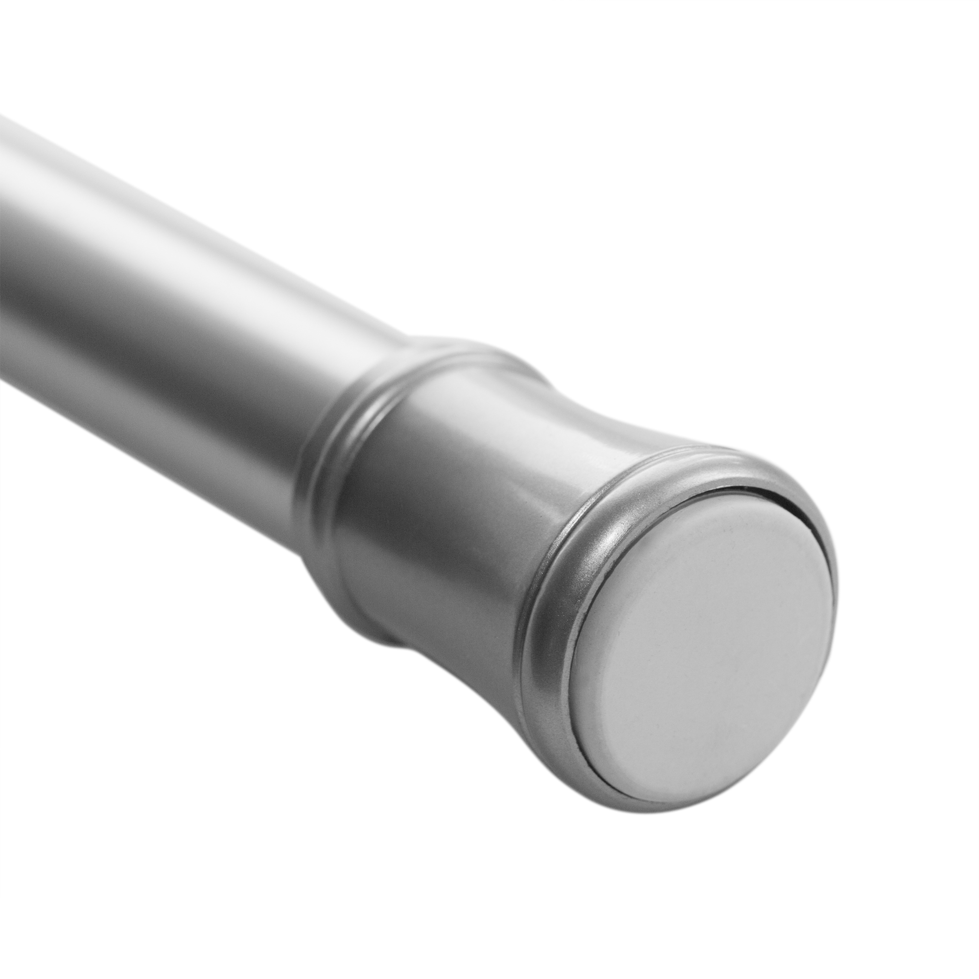 tension magnetic curtain rods