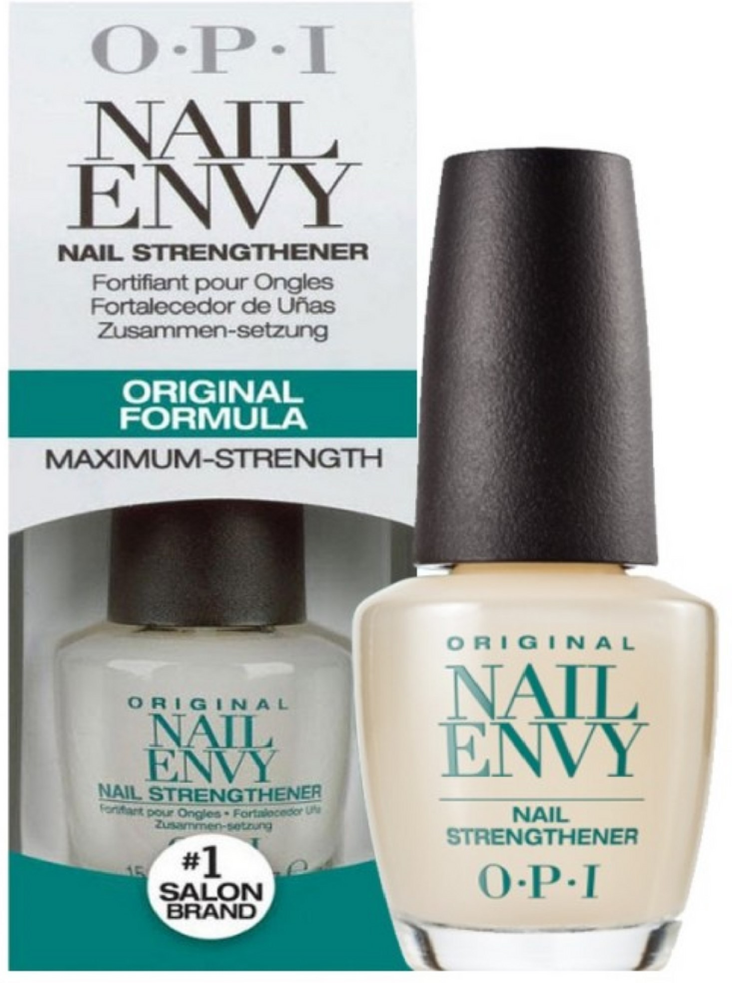 Opi Nail Polish Cheapest : polish, cheapest, (.95, Value), Original, Strengthener,, Maximum, Strength, Formula,, Walmart.com
