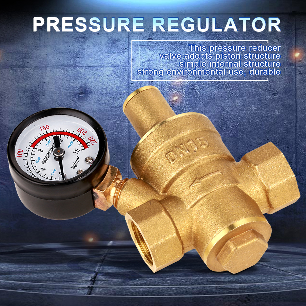 Water Meter Regulator