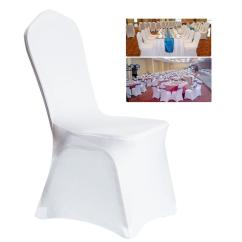 Chair Covers Price Mickey Mouse High Decorations Lowest Ever Universal White Banquet Spandex For Party Wedding 100