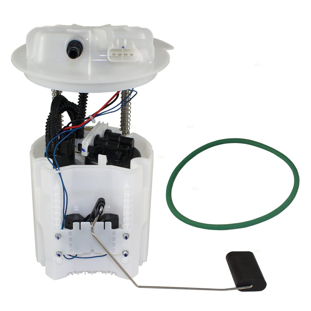 hight resolution of brock gas fuel pump module assembly replacement for 08 10 chrysler town country dodge grand caravan 09 13 vw routan 68030927aa e7235m walmart com