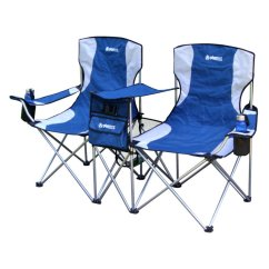 Folding Chairs Walmart Black Camping Gigatent Sit Side By Chair Com