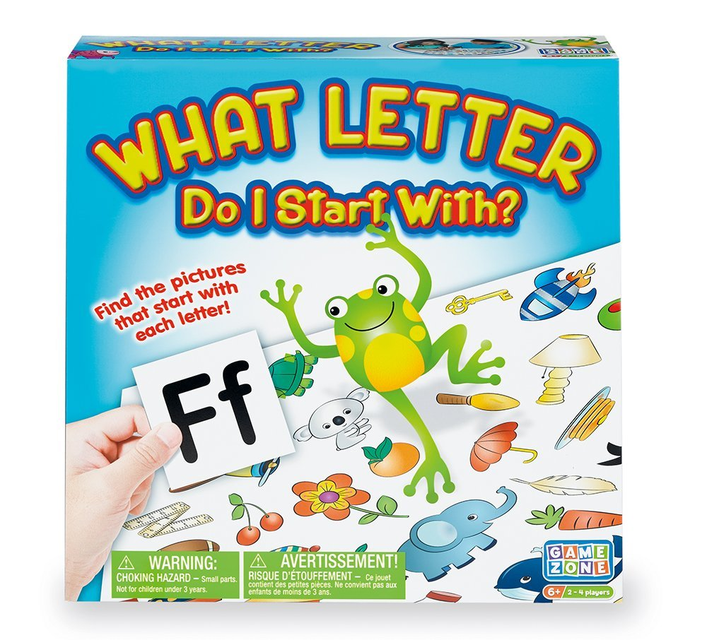 What Letter Do I Start With Family Board What Letter Do