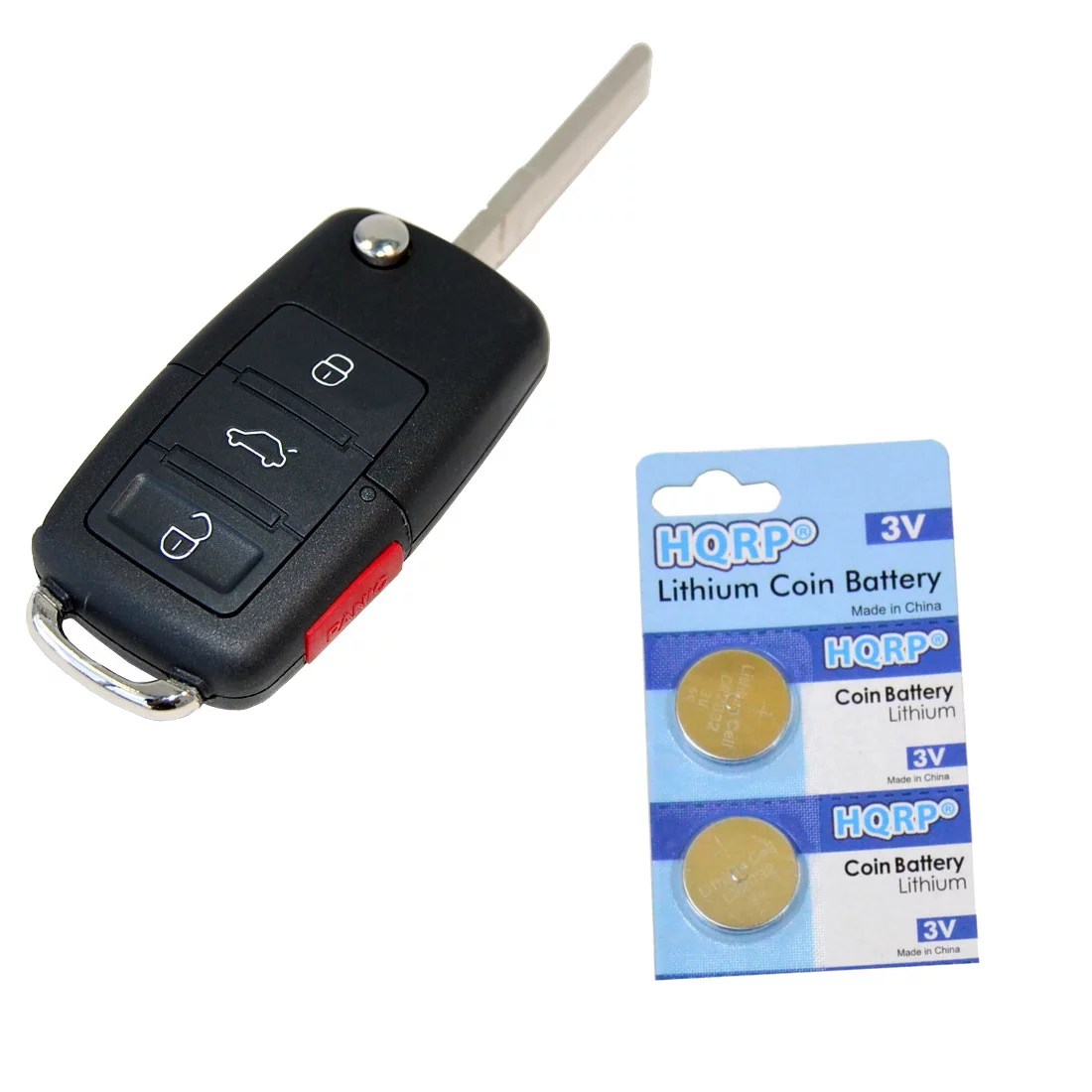 hight resolution of hqrp transmitter and two batteries for volkswagen vw beetle 2000 2001 2002 2003 2004 2005 2006 2007 2008 2009 00 01 02 03 04 05 06 07 08 09 key fob remote