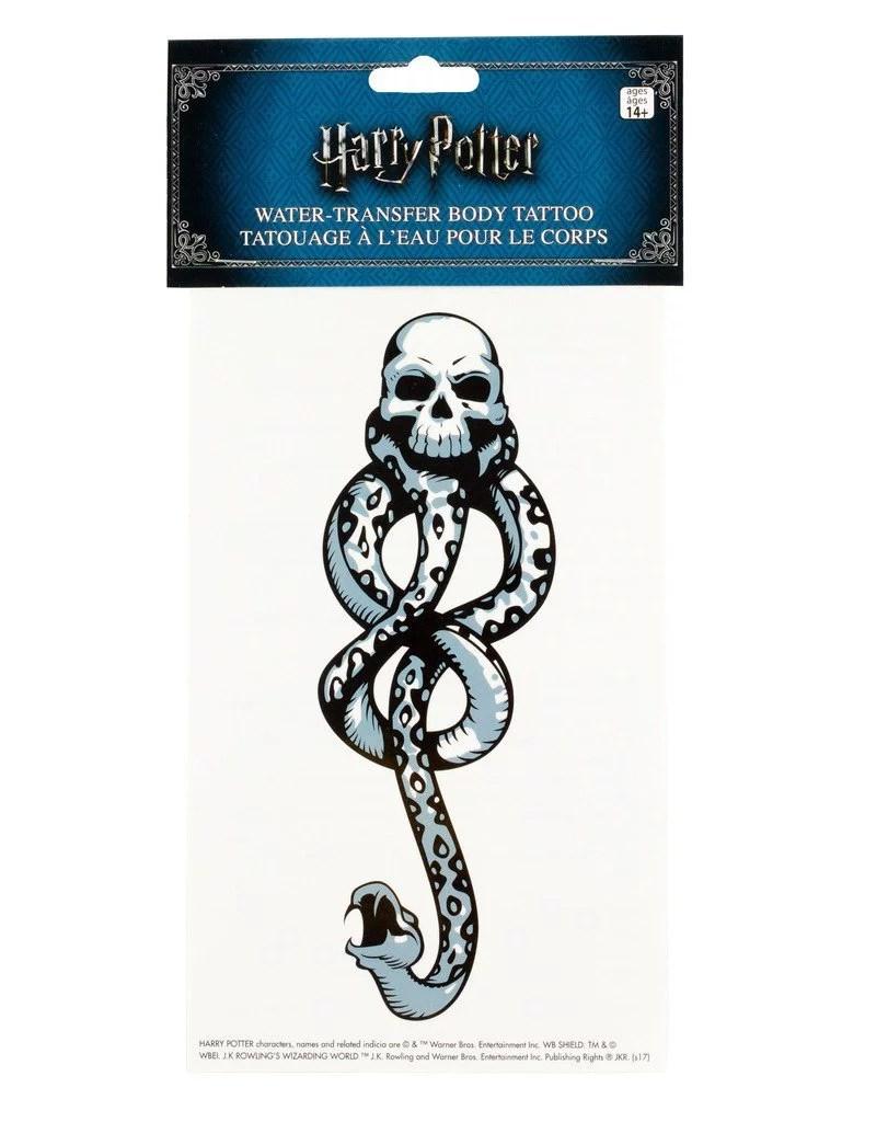 Does Walmart Sell Tattoo Needles : walmart, tattoo, needles, Harry, Potter, Water, Transfer, Tattoo, Walmart.com, Walmart