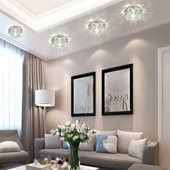 Ceiling Lights For Living Rooms Yellow Room Furniture 6 Led 3w Aisle Light Corridor Lamp Hall Qty