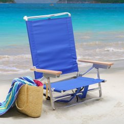 Backpack Cooler Beach Chair Cushions For Lawn Chairs Rio Blue With Walmart Com