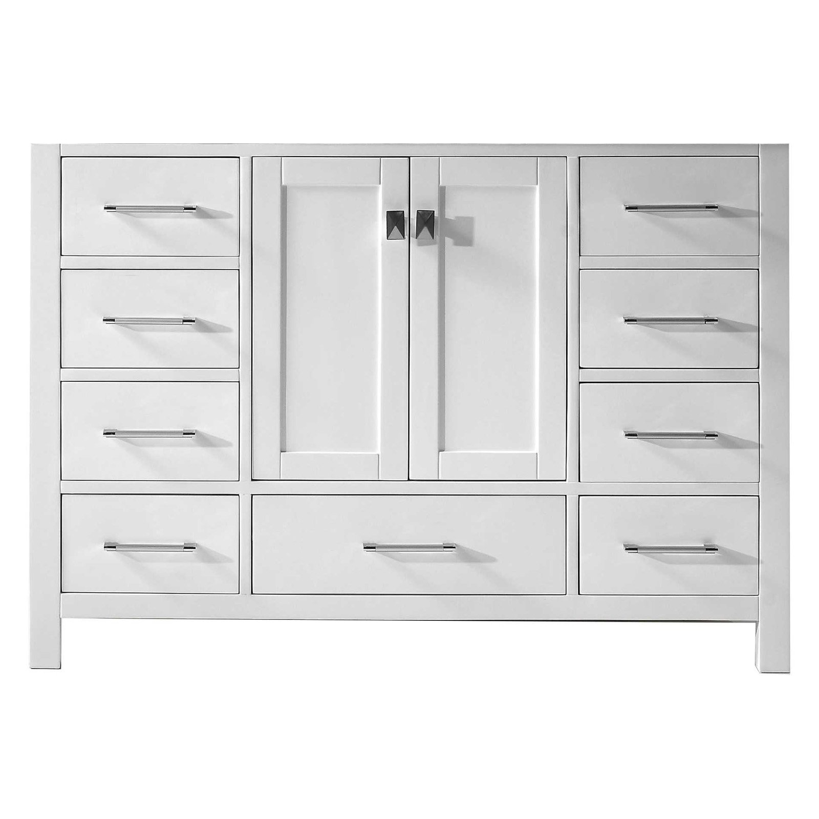 48 Bathroom Vanity Cabinet Virtu Usa Caroline Avenue 48 In Single Bathroom Vanity Cabinet