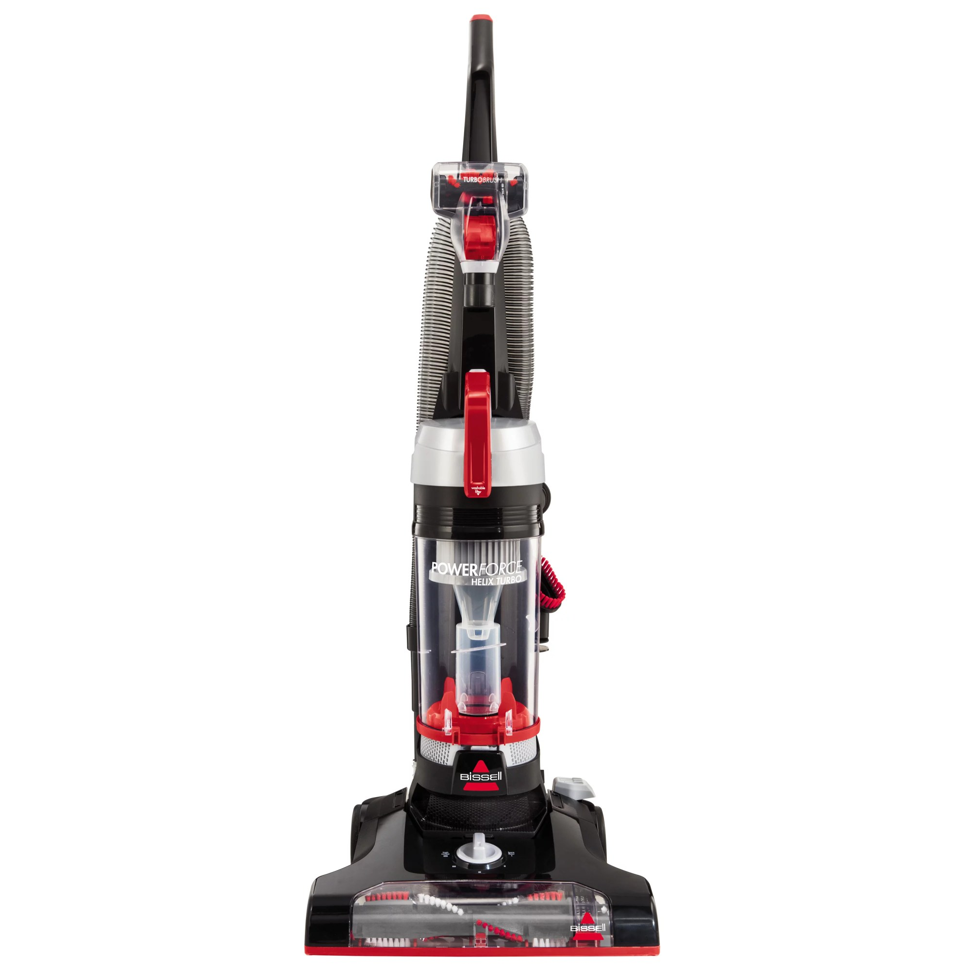 hight resolution of bissell powerforce helix turbo bagless vacuum new version of 1701 2190 walmart com