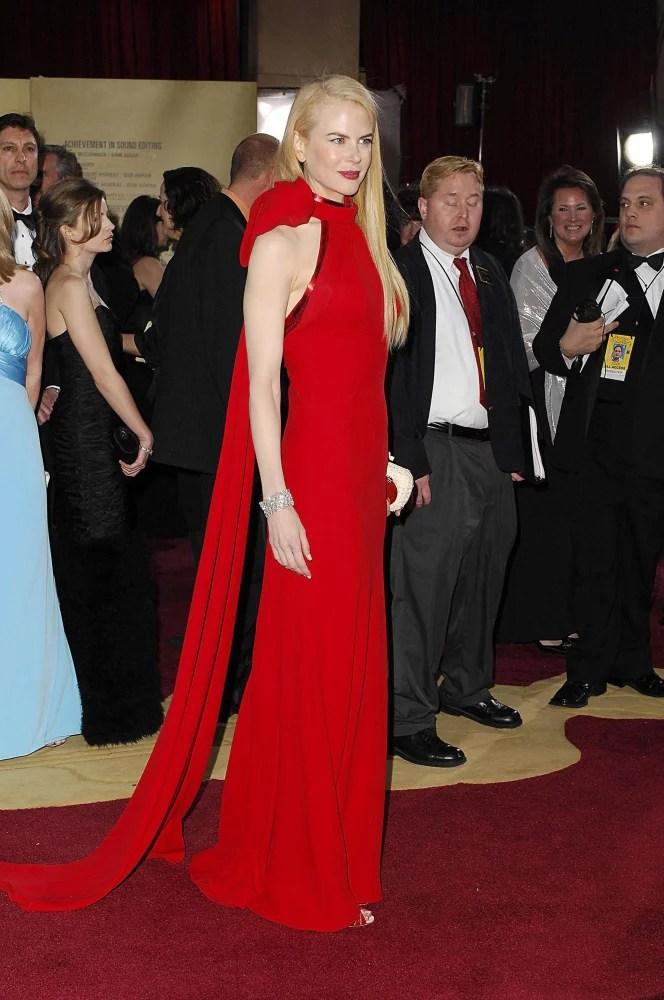 Nicole Kidman At Arrivals For Oscars 79Th Annual Academy