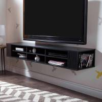 """South Shore City Life 66"""" Wall Mounted TV Stand, Multiple"""