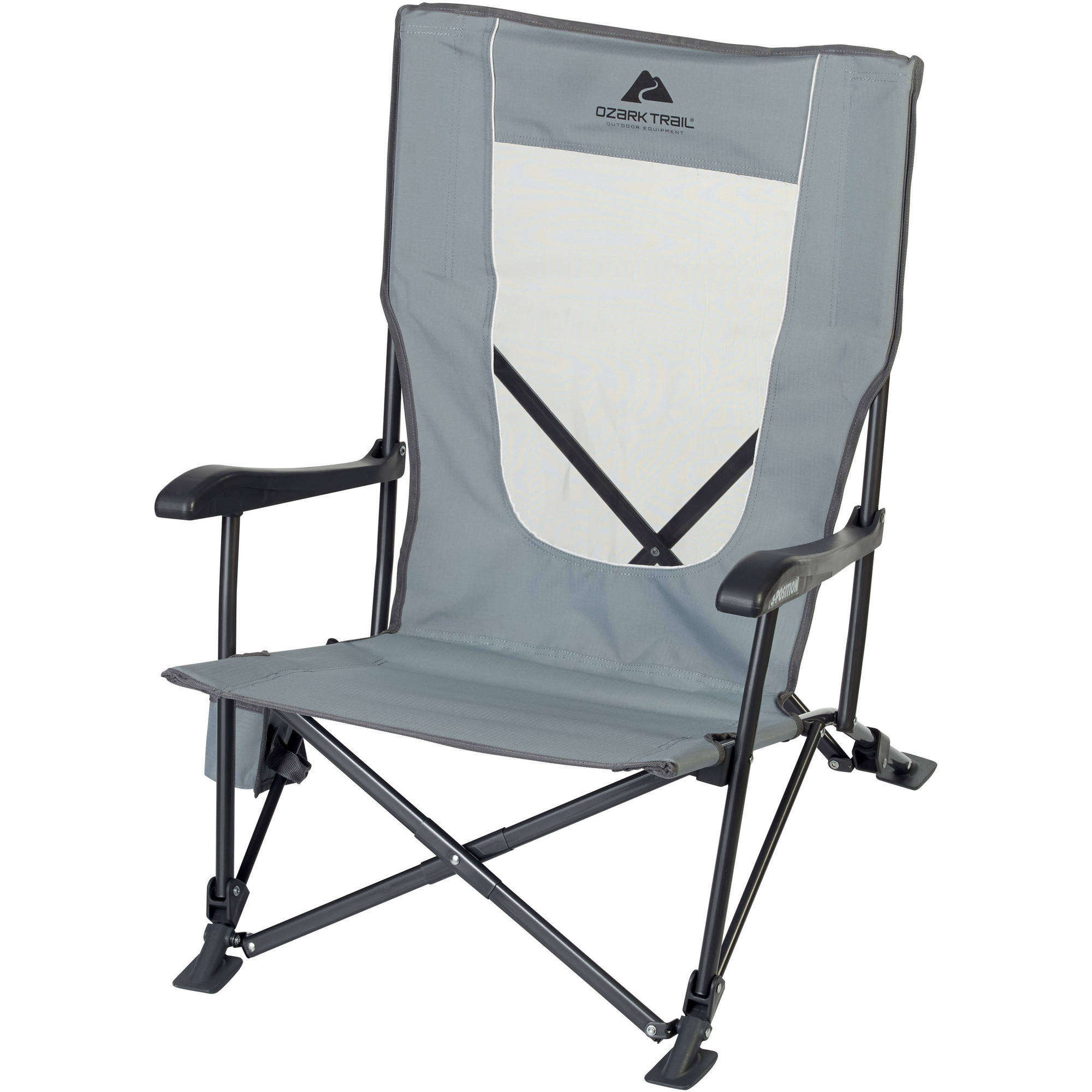 Ozark Trail 3Position Low Profile Chair  Walmartcom