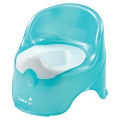 Summer Potty Chair Salon Hair Dryer Infant Lil Loo Blue Walmart Com