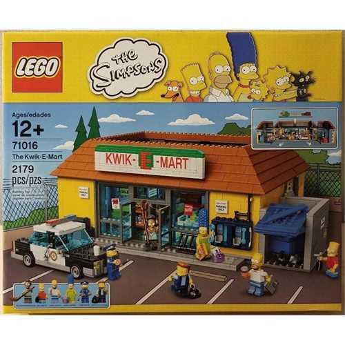 lego simpsons the kwik