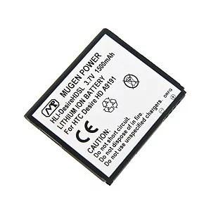Mugen Power Slim Extended-Capacity Battery for HTC Inspire