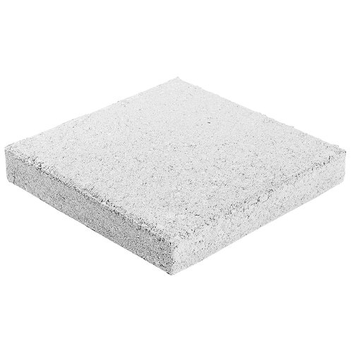 oldcastle 20 square stepping stone white