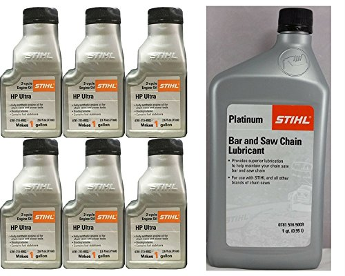 Stihl Chainsaw Bar Oil