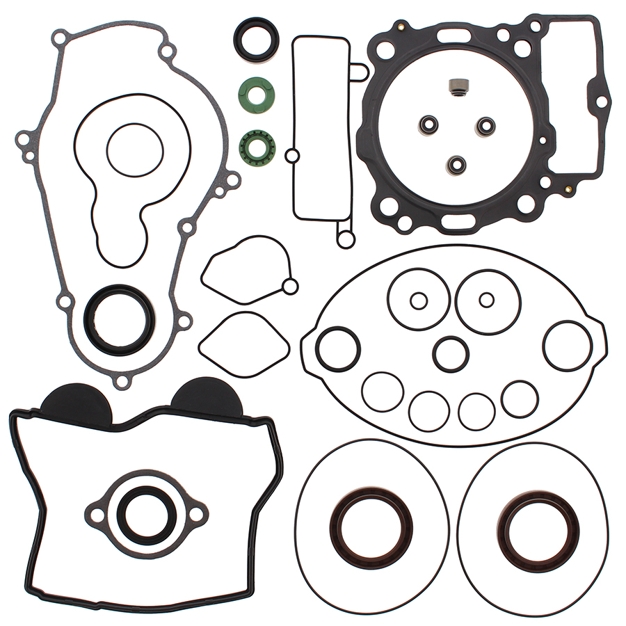 New Gasket Kit With Oil Seals for KTM 505 SX ATV 09 10