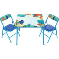 Erasable Table And Chair Set & Toddler Activity Table And ...