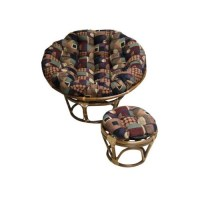 Blazing Needles Single Papasan Cushion - Walmart.com