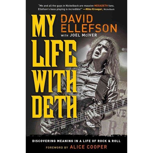 My Life with Deth Discovering Meaning in a Life of Rock  Roll  Walmartcom