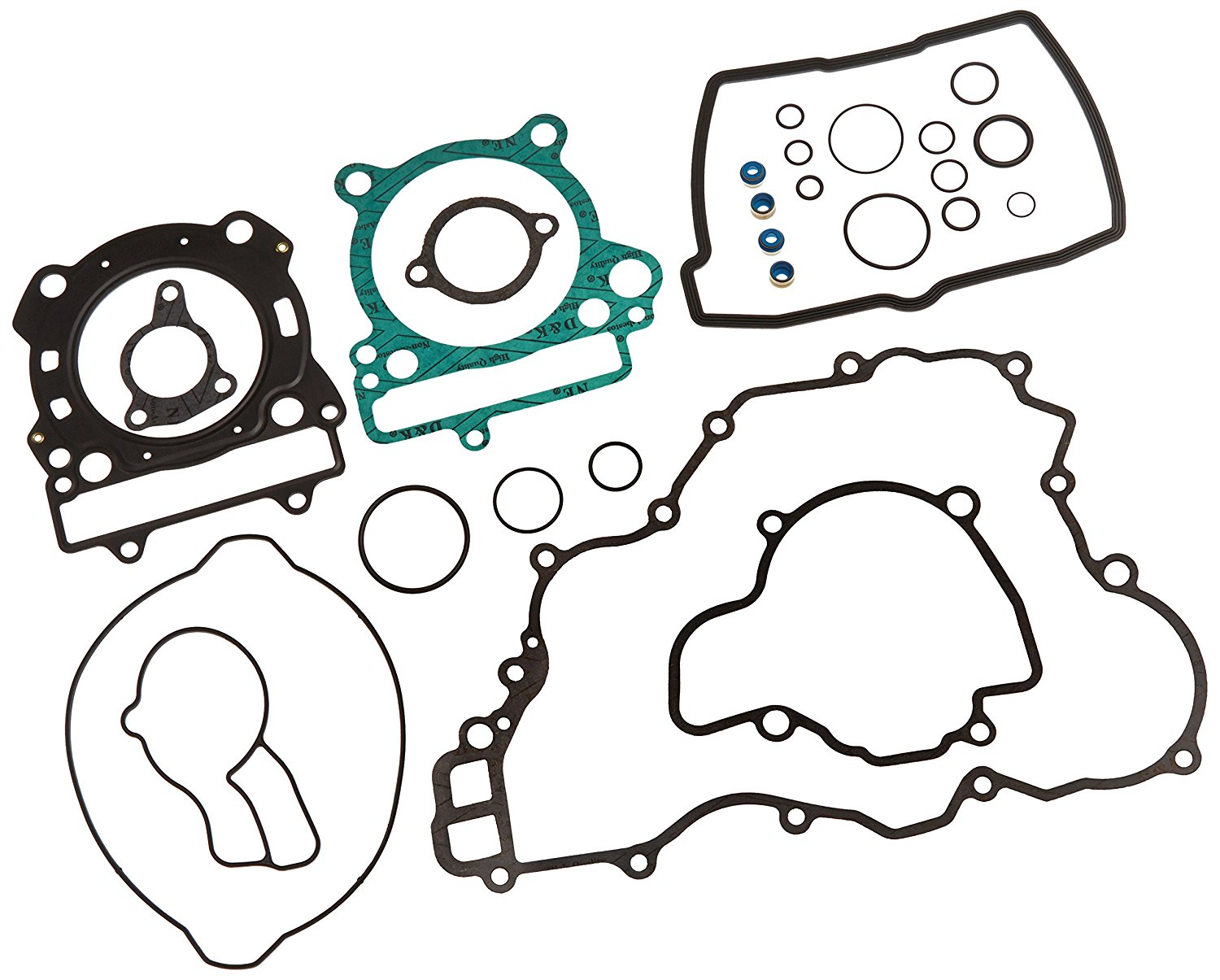 New Vertex Complete Gasket Set W/O Seals for KTM 250 EXC-F