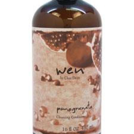 wen pomegranate cleansing conditioner by chaz dean for uni 16 oz conditioner walmart