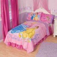 "Disney Princess ""Princess Garden"" Light Up Bedding ..."
