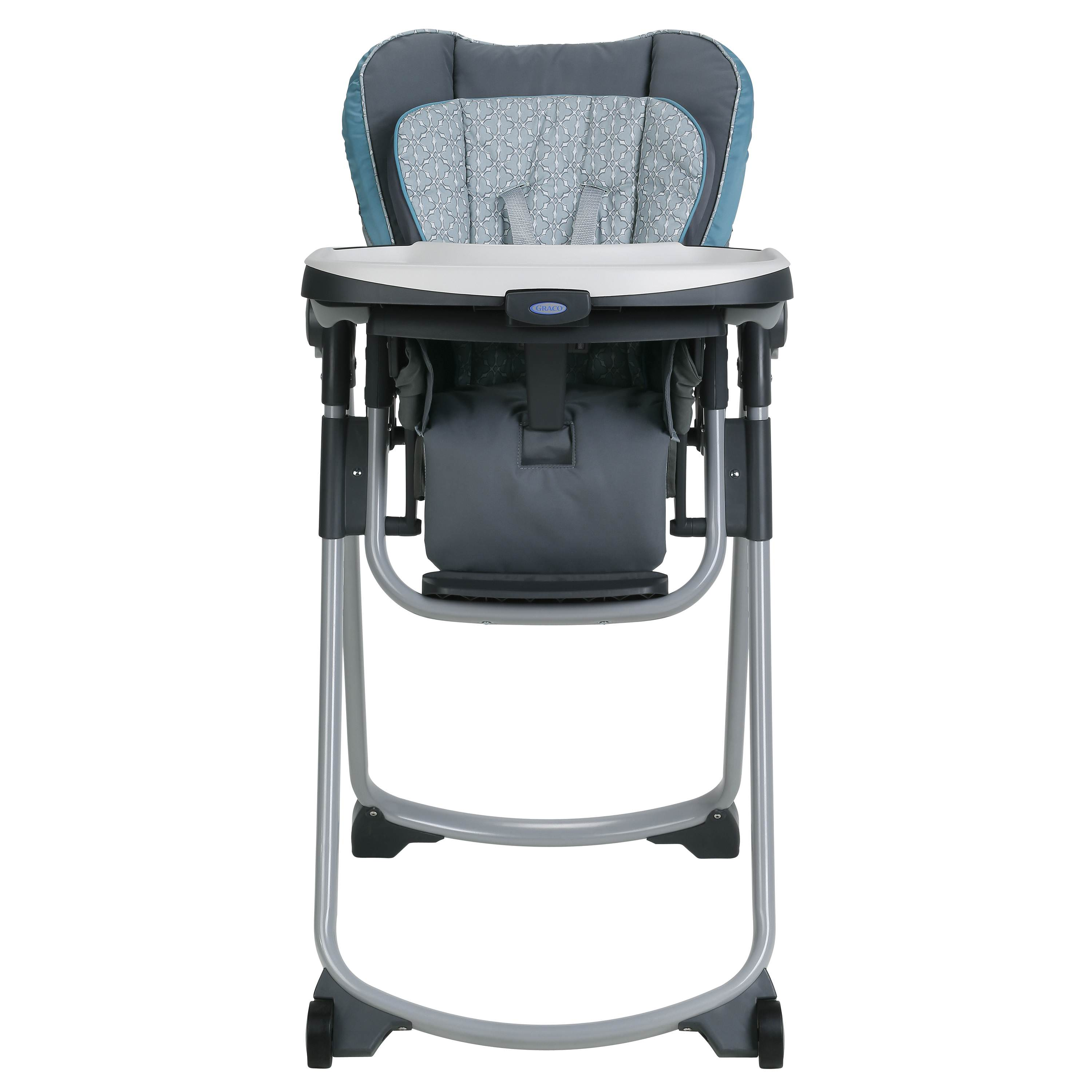 graco space saver high chair and ottoman covers amazon slim spaces manor walmart com