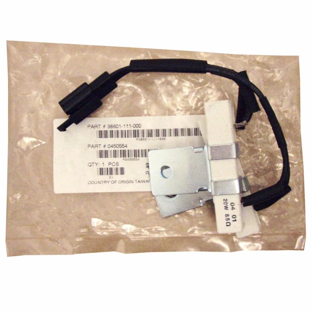 medium resolution of polaris new oem resistor electrical wiring harness scrambler 50 90 youth atv