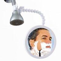 ShowerTek WV2 Fog Proof Shower Mirror for Best Shaving and ...