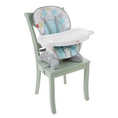Fisher Price High Chair Seat Extra Large Space Saver Walmart