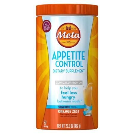 Metamucil المكملات الغذائية اليومية وفقدان الوزن فقدان الشهية ، والبرتقال Zest الخالية من الألياف الشهية ، 57 جرعة bfcff763 f774 4580 a3e1 a532d9384f62 1