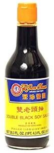 Koon Chun Double Black Soy Sauce 203Ounce Bottle Pack