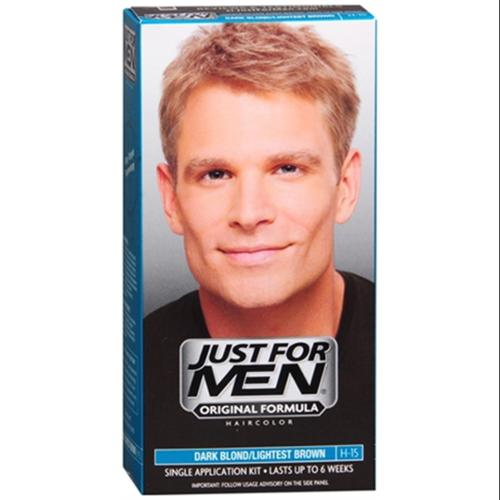 men hair color -15 dark