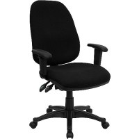 Ergonomic Computer Office Chair with Height Adjustable ...